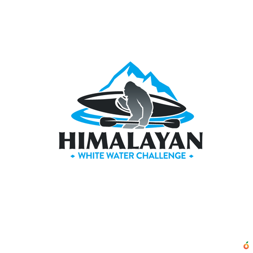 Yeti design with the title 'Himalayan'