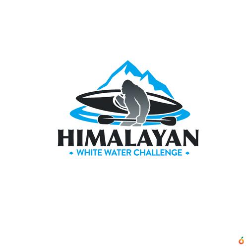 Sasquatch logo with the title 'Himalayan'