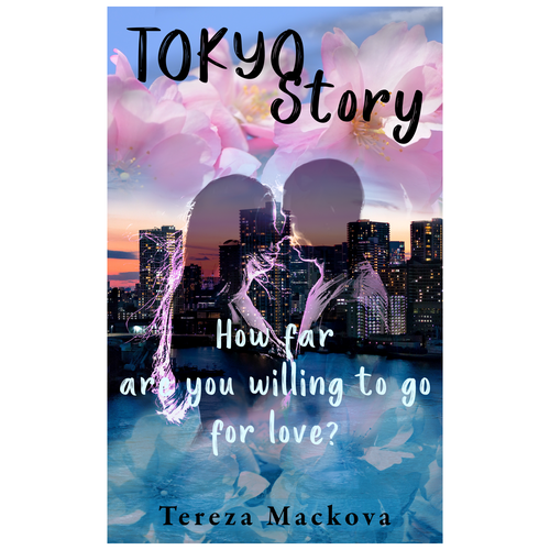 Tokyo design with the title 'Tokyo Story'