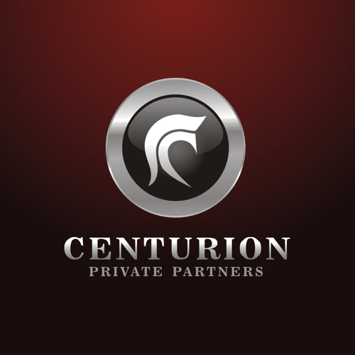 Spartacus logo with the title 'Centurion logo '
