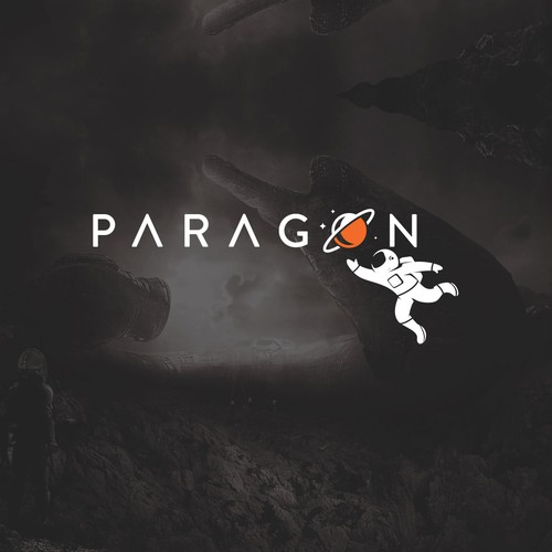 Animated logo with the title 'Logo Design for Motion Picture'