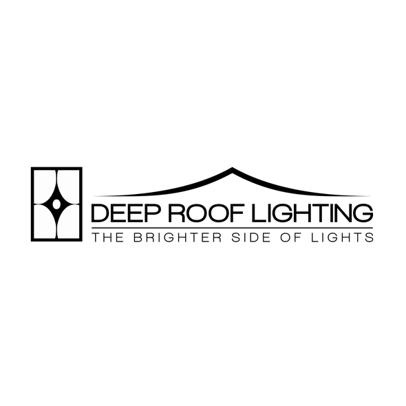 Lighting design with the title 'deep roof lighting'