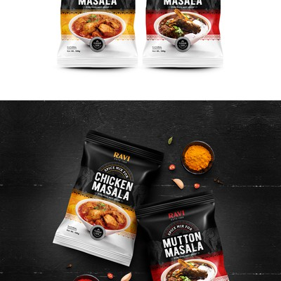 Ravi spices