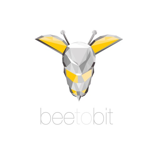 Quartz logo with the title 'Faceted Bee'