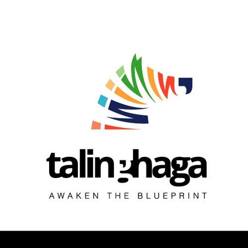 Zebra logo with the title 'Talinghaga'