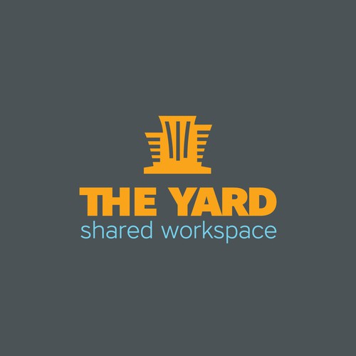 Freelancer logo with the title 'THE YARD'