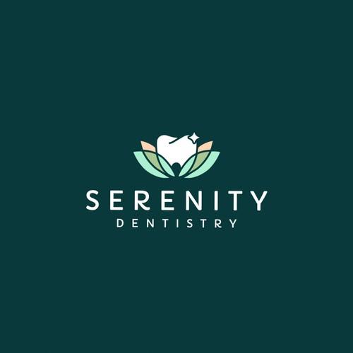 Dental design with the title 'Dental Logo'