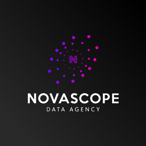 Science brand with the title 'Novascope'