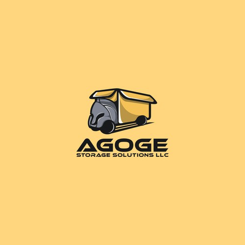 Container logo with the title 'Entry Logo for AGOGE'