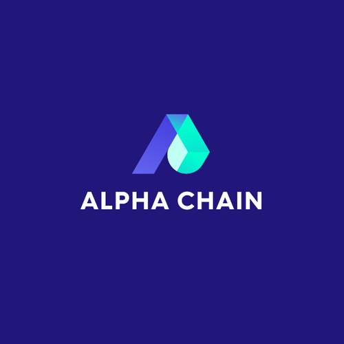 Transparent design with the title 'Alpha Chain'