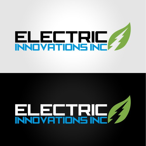 Electrical logo with the title 'Electric Innovations Inc'