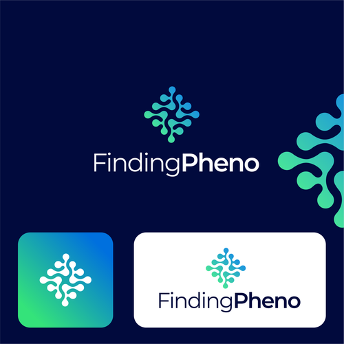 Molecule design with the title 'Finding Pheno'