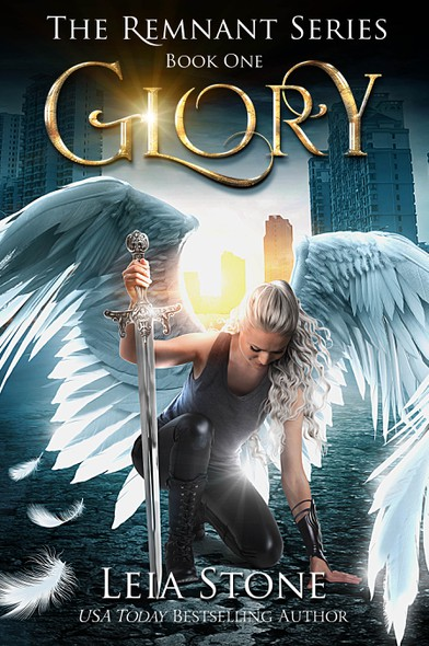 Supernatural design with the title 'Glory'