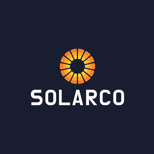 Lighting brand with the title 'SOLARCO '