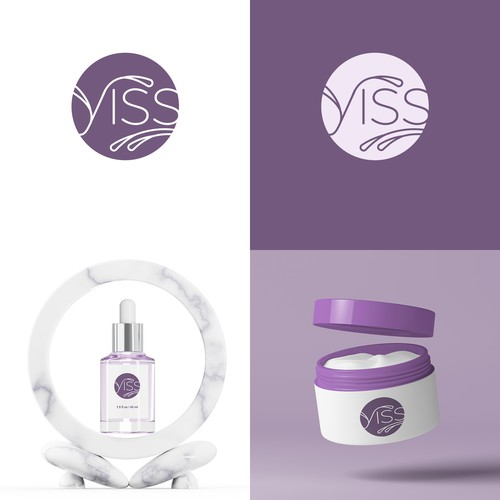 Plant brand with the title ' yiss logo'
