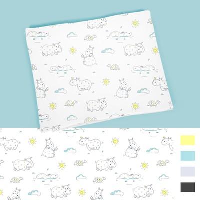 Baby Muslin Swaddle Blankets pattern
