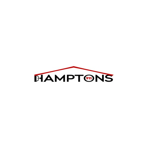Emergency logo with the title 'Hamptons911'