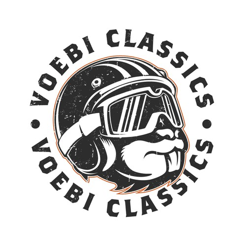 Rider logo with the title 'Voebi Classics'