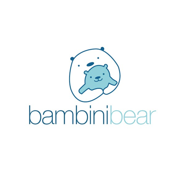Baby boutique design with the title 'Logo for a Baby Products Brand'