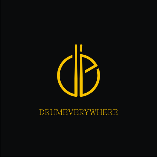 Drummer logo with the title 'Drum Entrepreneur is Launching His Business'