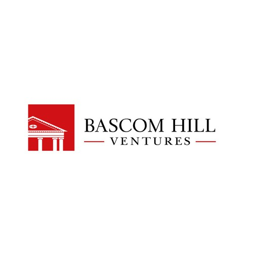 Venture logo with the title 'Bascom Hill Ventures'
