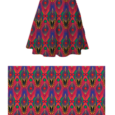 BOLD african print