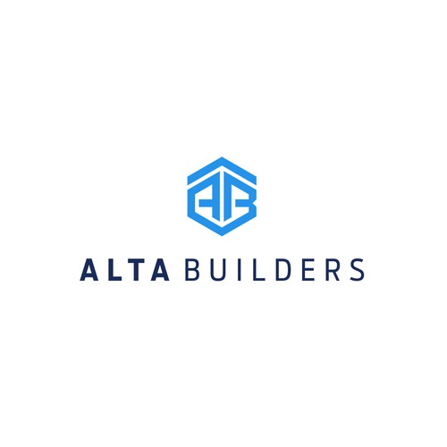 Builder logo with the title 'Alta Builders'