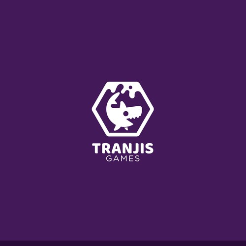 Board game design with the title 'Tranjis Games'