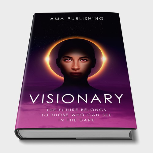 Vision design with the title 'Visionary'