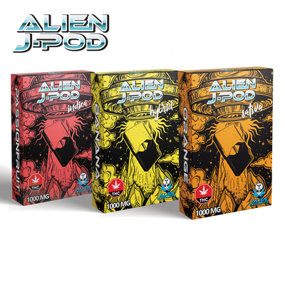 ALIEN BOLD PACKAGING