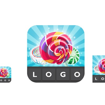 App Icon for Logo Candy app