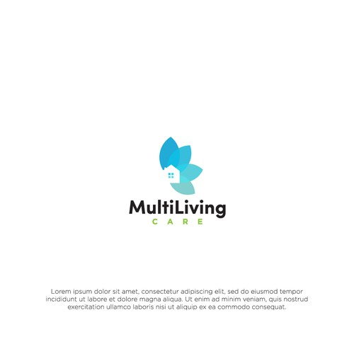 Disability design with the title 'Multi Living Care'