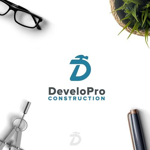 Workshop design with the title 'D Construction'
