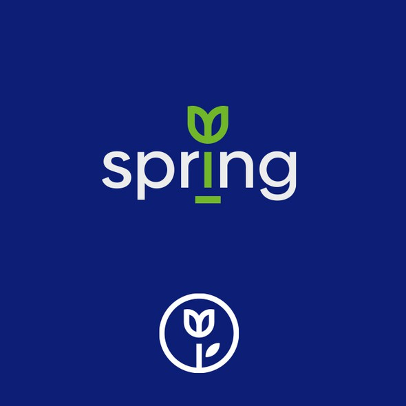 Spring design with the title 'SPRING '