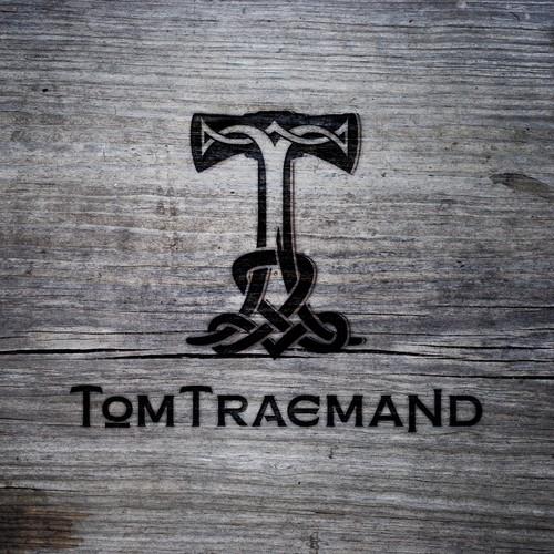 Craftsmanship logo with the title 'Wood working Craftsman's logo'
