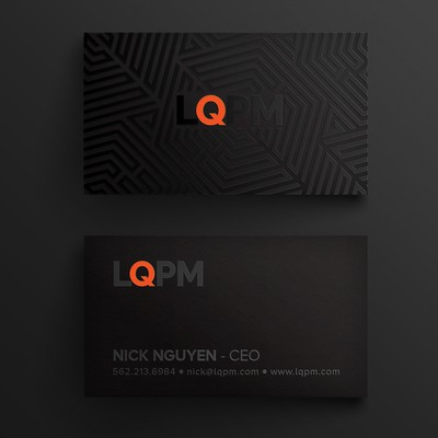 Marketing Agency Business Cards