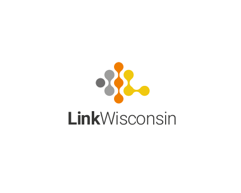 Link logo with the title 'LinkWisconsin'