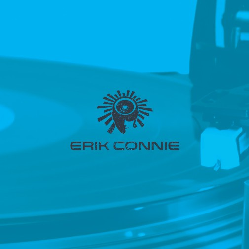 Loud design with the title 'Make the logo for the next big progressive house producer Erik Connie'