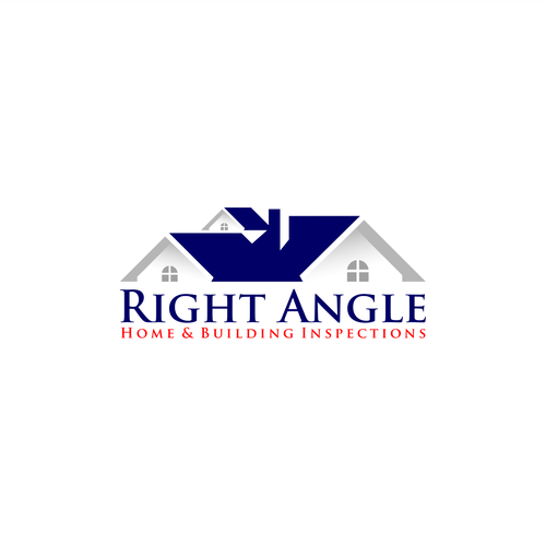 Home builder design with the title 'Right Angle Home'