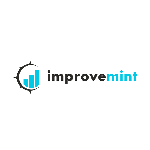 Improvement logo with the title 'logo for Investment company'