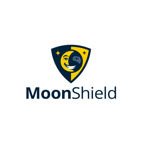 Star design with the title 'MoonShield'