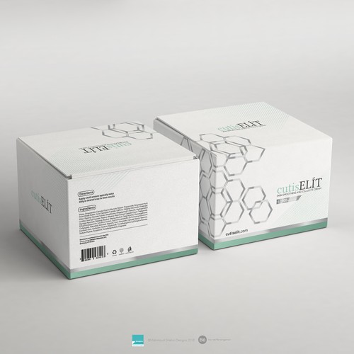 High-end packaging with the title 'High End Skin Care Packaging'