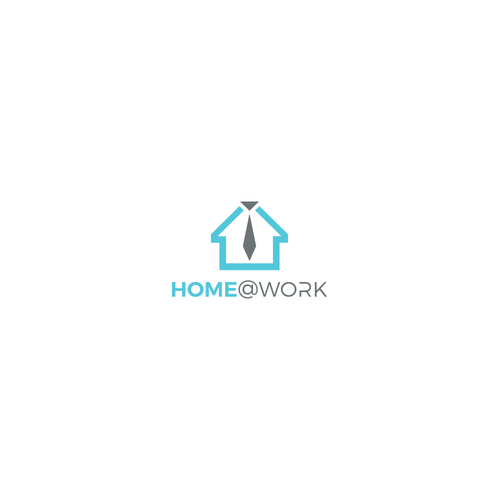 Worker logo with the title 'Home at Work'