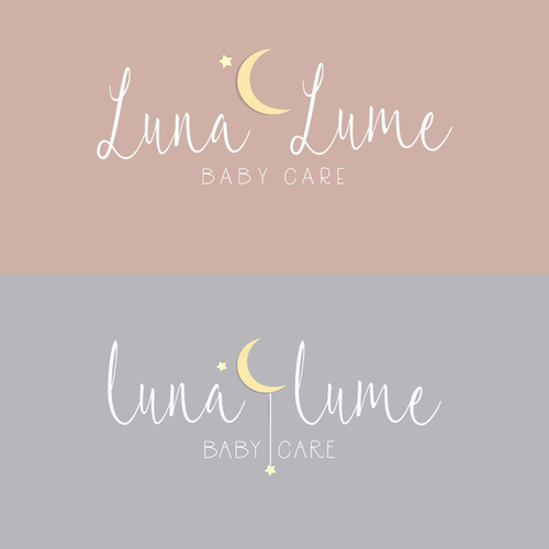 Soft brand with the title 'Whimsical Logo for Baby Care Retailer'