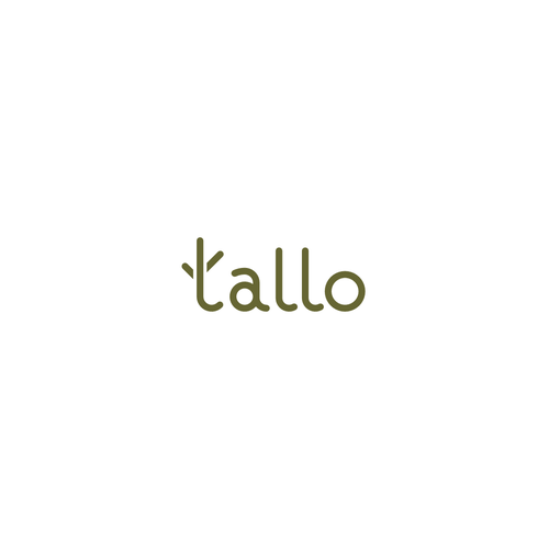 STEM design with the title 'tallo logo'