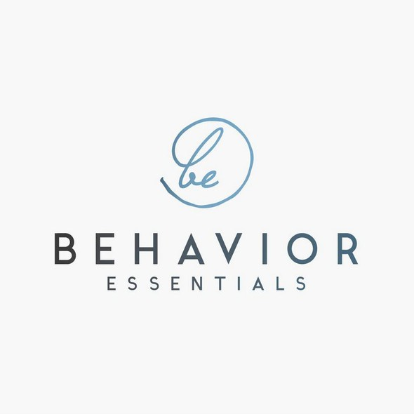 Counseling logo with the title 'Logo for Behavior Essentials - evidenced-based parent education.'
