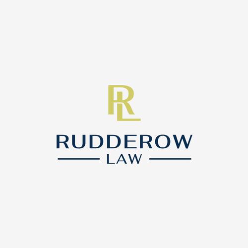 Advocacy logo with the title 'RL monogram logo'