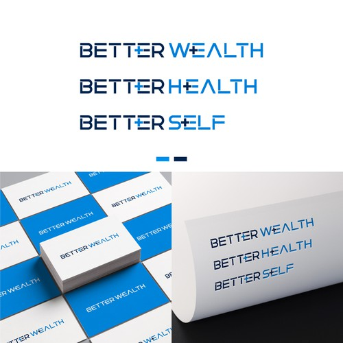 Plus logo with the title 'BetterWealth'
