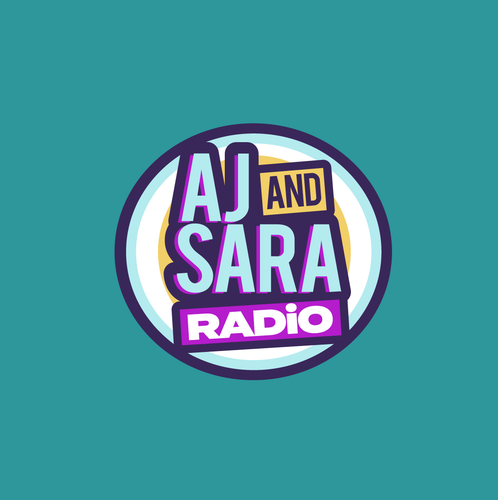 Logo with the title 'Radio Show Design'