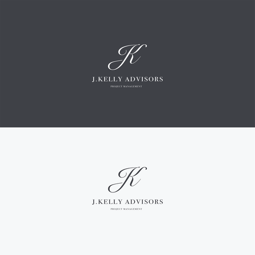 Project management logo with the title 'J.Kelly Advisors'